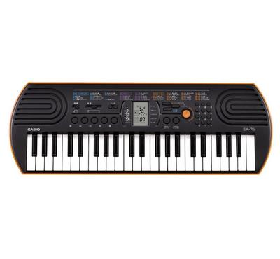 Casio 44 Mini Keys 8-note Polyphony (Max.)100 New Tones