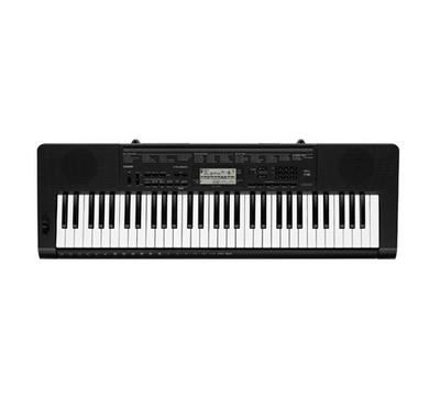 Casio 61 Piano-Type Keys 48 Note Polyphony 400 Built-in Tones