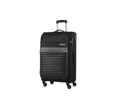 American Tourister Lisbon Unisex Fabric 56 and 68 Luggage Combo