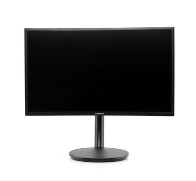 SAMSUNG LED Monitor, 27 inch, Curved, FHD, Black