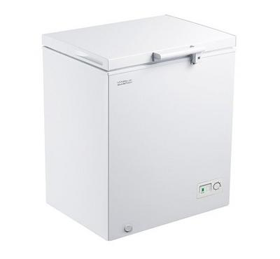 Smartech 150.0L Chest Freezer Frost White