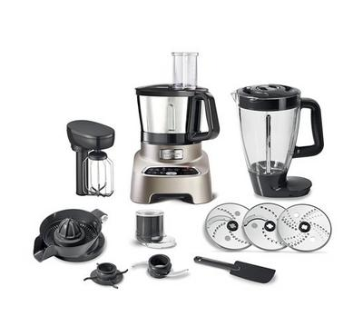 Moulinex Food Processor Double Force 1200W
