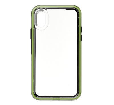 Otterbox Slam Upslope Case for iPhone Xs Night Flash, Black/ Green