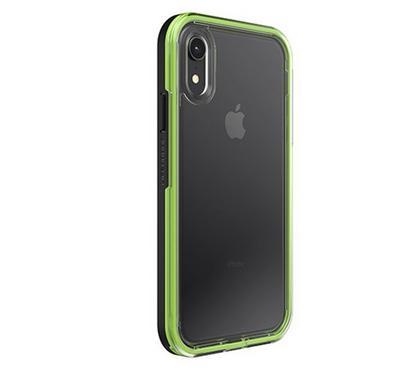 Otterbox Slam Joyride Case, iPhone Xr Night Flash, Black/Green