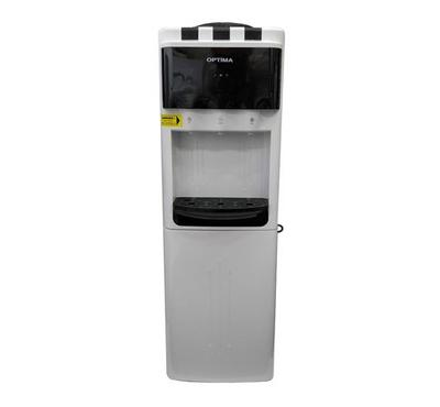 Optima Water Dispenser Floor Standing 500W Black/White