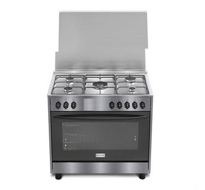 Gibco 90 x 60 Freestanding Cooker Stainless steel