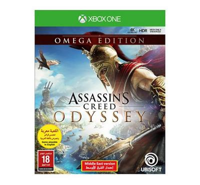 Assassins Creed Odyssey Omega Edition - Xbox One