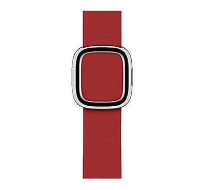 أبل سوار ساعة 40 ملم، أحمر