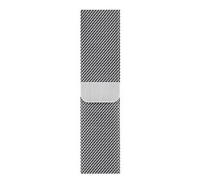 40mm Milanese Loop Band, Silver