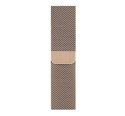 40mm Milanese Loop Band, Gold