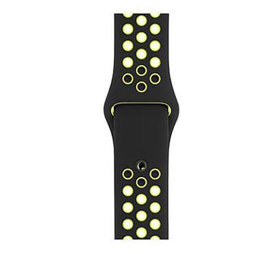 أبل سوار ساعة رياضي 40 ملم ، أسود و أخضر