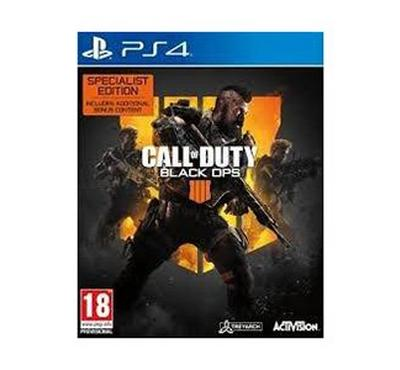 Call of Duty Black Ops 4 Special Edition PEGI for PS4