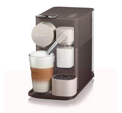 نيسبريسو لاتيزما وان ماكينة قهوة بني