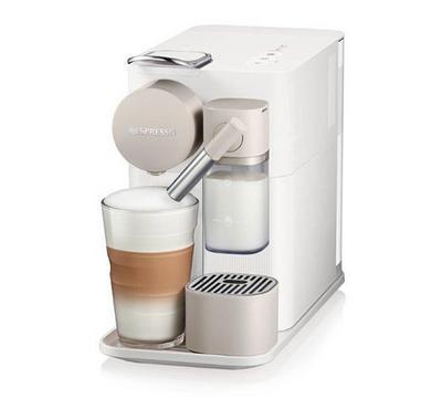نيسبريسو لاتيزما وان ماكينة قهوة أبيض