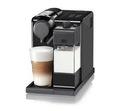Nespresso Lattissima Touch Coffee Machine Black