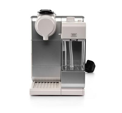 Nespresso Lattissima Touch Coffee Machine Silver