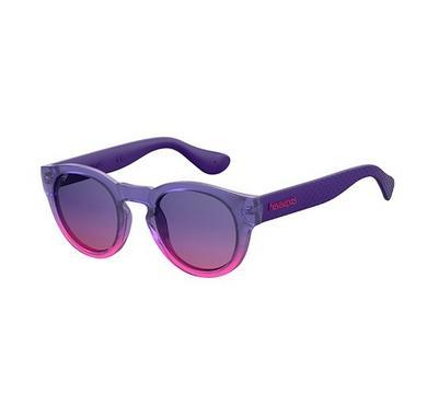Havaianas Unisex Dkpurp Pk Sunglasses With Plastic Plum Sf Lens