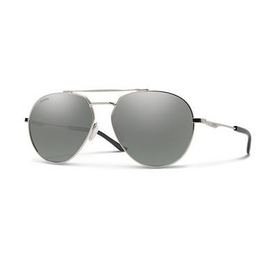 Smith Men Palladium Sunglasses With Plastic Plat Sp Pz Cp Lens