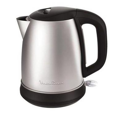 Moulinex 1.7 L Electric Kettle Stainless steel