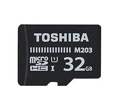 Toshiba 32GB microSD UHS1 R100