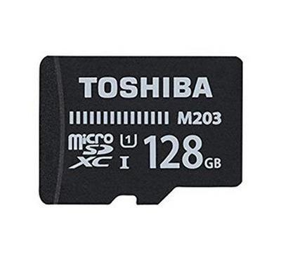 توشيبا ذاكره مايكرو اس دي، 128 جيجا