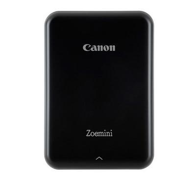 Canon Zoe mini photo printer PV-123, Black