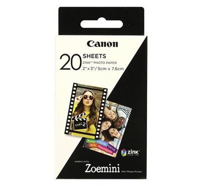 CANON Zink paper ZP-2030 20 sheets