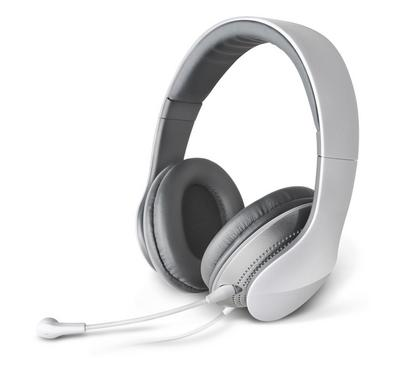 Edifier K830 Mobile Headphone with removable mic, White