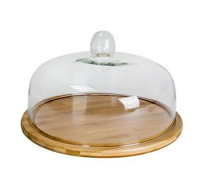 Dome Platter Dish - With Cover