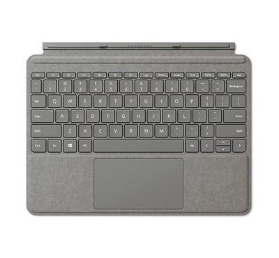 Microsoft Surface Go Sig Type Cover SC, Platinum