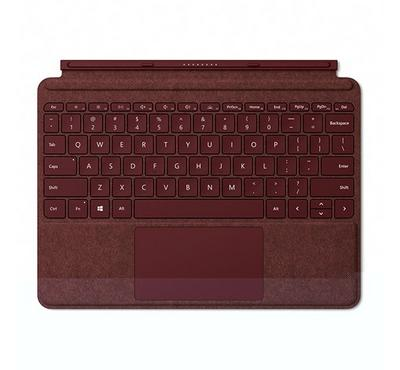 Microsoft Surface Go Sig Type Cover SC, Burgundy