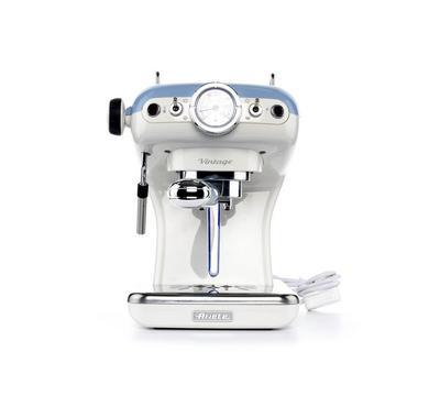 ارييتي ماكينة صنع قهوة اسبريسو, بيج / الأزرق