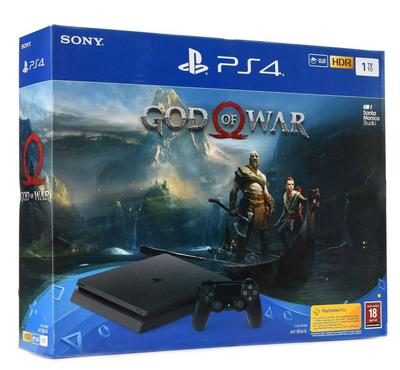Sony PlayStation 4, 1TB God of War