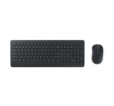 Microsoft Wireless Mouse and Keyboard Desktop 900, Black