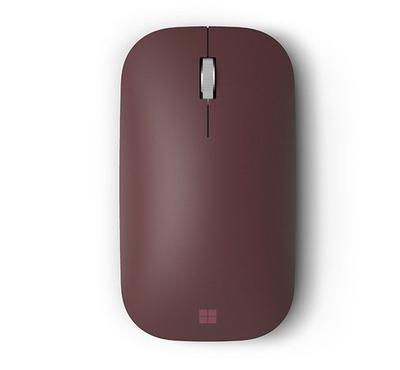 Microsoft Surface Mobile Mouse SC Bluetooth, Burgundy