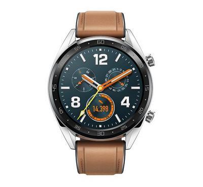 Huawei Smart Watch GT Stainless Steel, Brown