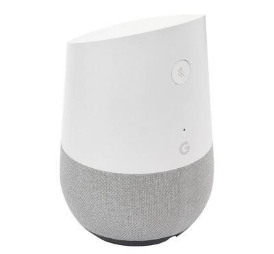 جوجل هوم سماعة، أبيض