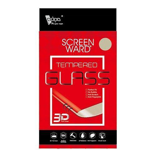 Adpo 3D Tempered Glass Screen Protector for Huawei Nova 3i (3D Black