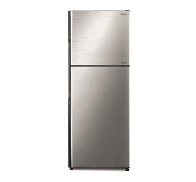Hitachi Fridge, 500L, Top Mount Freezer, Inverter, Blast Silver