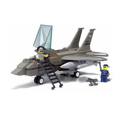 سلوبان، قطع تركيب طائرة مقاتلة 142 قطعة