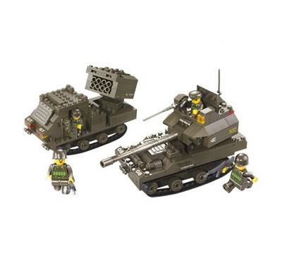 سلوبان، قطع تركيب سلاح المدرعات للقصف الأرضي 403 قطعة