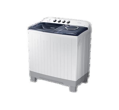 Samsung Twin Tub 12kg Semi-Automatic Washing Machine White/Grey