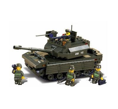 سلوبان، قطع تركيب القوات البرية دبابة مواجهة أمامية 312 قطعة