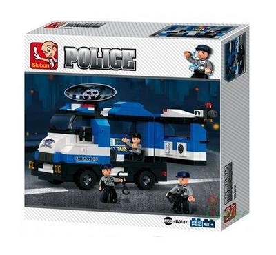 Sluban Mobile Police Station (265 Pcs)