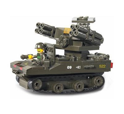 Sluban Army Anti-Aircraft Missile System P-M1 (212 Pcs