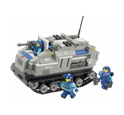 Sluban Special Forces Armored personnel Carrier (258 Pcs)