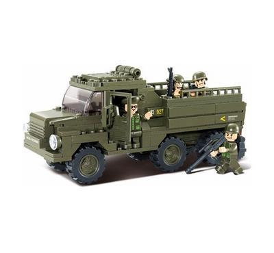 سلوبان، قطع تركيب القوات البرية الثانية شاحنة عسكرية 230 قطعة