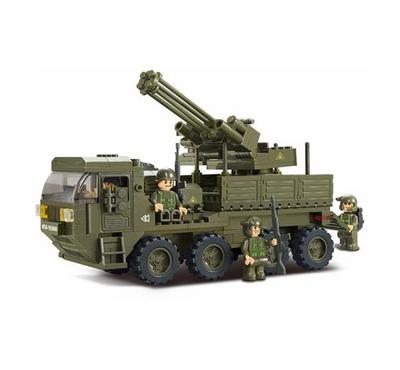 سلوبان، قطع تركيب ناقلة عسكرية للمعدات الثقيلة 306  قطعة