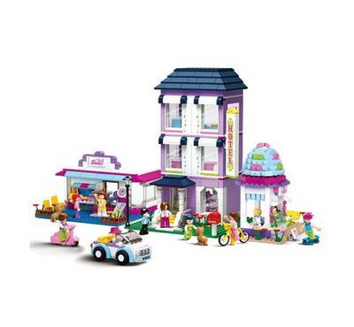 Sluban Girl's Dream Hotel (972 Pcs)