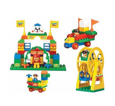 Sluban Medium size block - Amusement Park (94 Pcs)